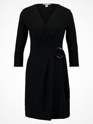 Anna Field Jerseyklänning black