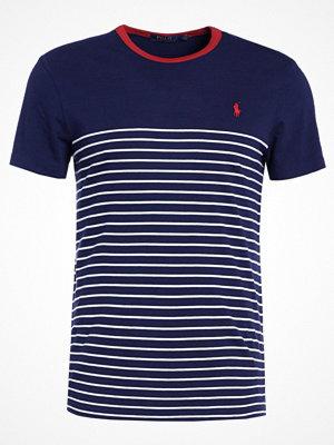 Polo Ralph Lauren Tshirt med tryck newport navy/nevis