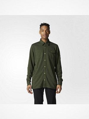 Skjortor - Adidas Originals Skjorta green