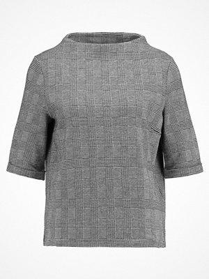 Opus GADENI GLENCHECK Tshirt med tryck black
