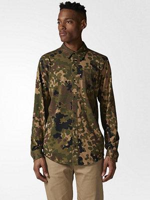 Skjortor - Adidas Originals FLEX CAMO  Skjorta camo print