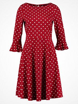 Wallis SPOT FLUTE SLEEVE Jerseyklänning red