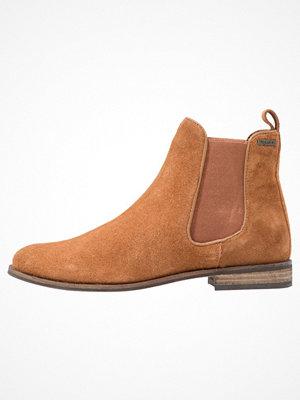Boots & kängor - Superdry MILLIE CHELSEA Ankelboots rust tan