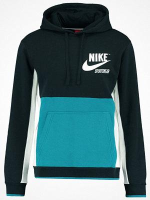 Nike Sportswear ARCHIVE Luvtröja black/blustery/sail
