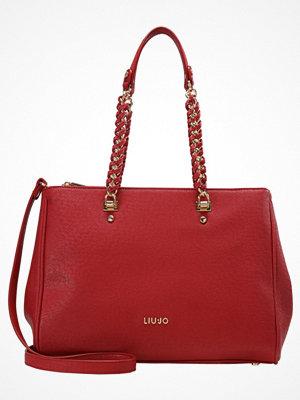 Handväskor - LIU JO ANNA CHAIN Handväska lacca