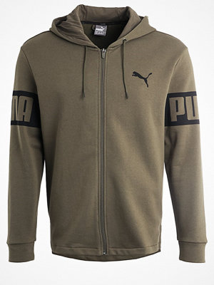 Puma REBEL Sweatshirt olive night