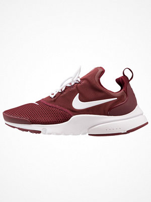 Nike Sportswear PRESTO FLY Sneakers dark team red/white