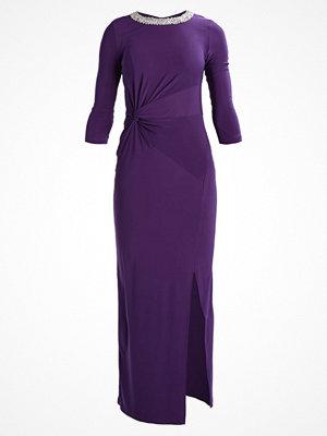 Dorothy Perkins EMBELLISHED NECK Maxiklänning purple