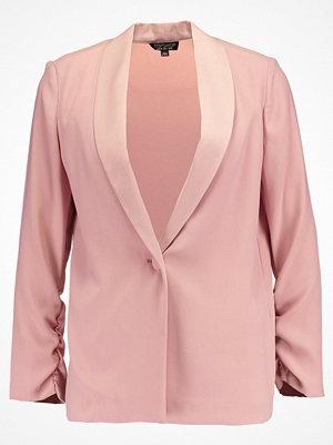 Topshop RUCHE Blazer blush