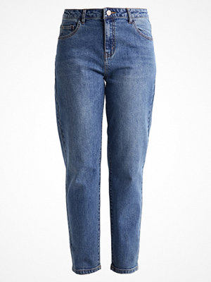 Jeans - Noisy May NMLIV  Jeans relaxed fit medium blue denim