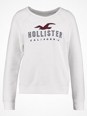 Tröjor - Hollister Co. TIMELESS Sweatshirt white