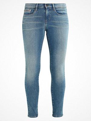 Calvin Klein Jeans MID RISE SKINNY  Jeans Skinny Fit bottle blue