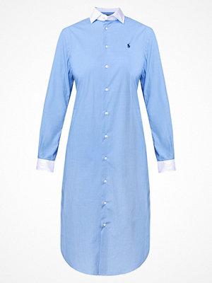 Polo Ralph Lauren Skjortklänning  iceberg blue/ white