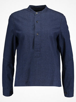 G-Star GStar STALT 3D GRANDDAD CLEAN SHIRT L/S Blus light weight ink denim