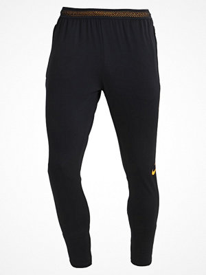 Nike Performance DRY STRIKE Träningsbyxor black/laser orange