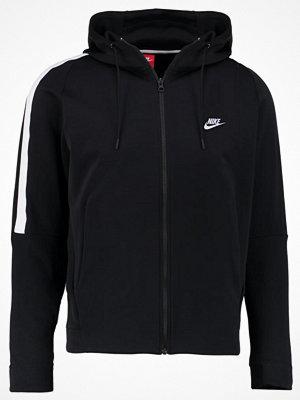 Sportjackor - Nike Sportswear TRIBUTE Träningsjacka black/white