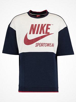 Nike Sportswear ARCHIVE Sweatshirt obsidian/sail