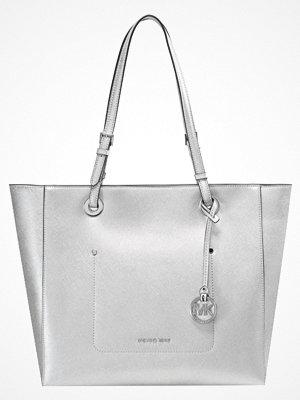 MICHAEL Michael Kors shopper Shoppingväska silver