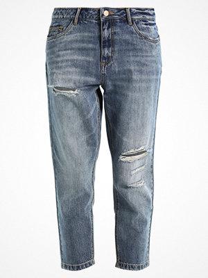 Only ONLTONNI BOYFRIEND  Jeans relaxed fit medium blue denim