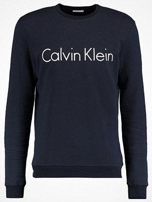 Calvin Klein SEM LOGO CREW NECK Sweatshirt navy