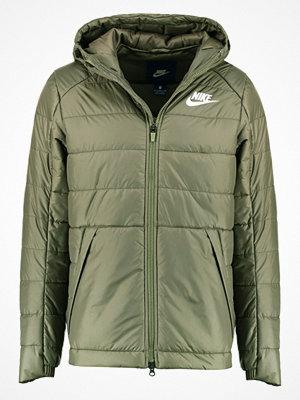Nike Sportswear Vinterjacka medium olive/white