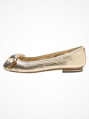 MICHAEL Michael Kors WILLA BALLET Ballerinas pale gold