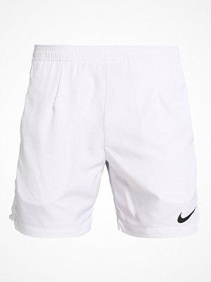Nike Performance COURT DRY Träningsshorts white/black