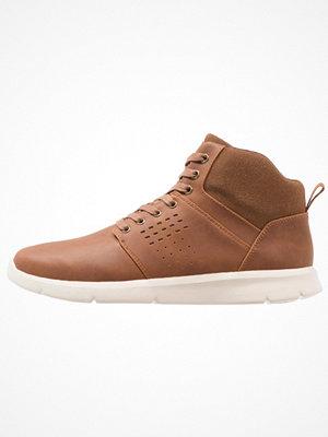 YourTurn Höga sneakers brown