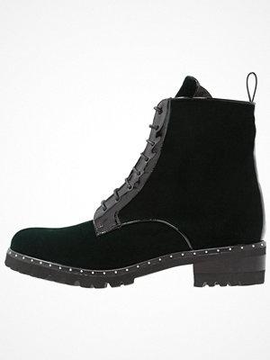 Boots & kängor - Peter Kaiser LESATELLA Snörstövletter aloe/schwarz