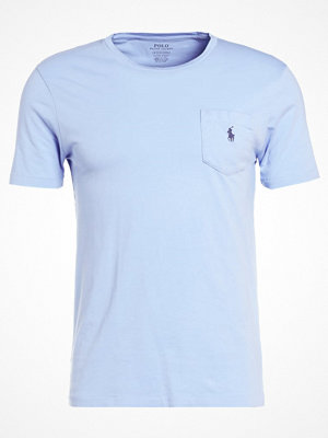 Polo Ralph Lauren CUSTOM SLIM FIT Tshirt bas course blue
