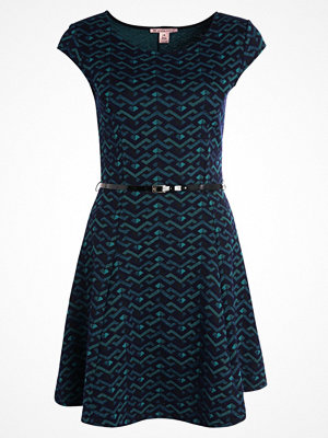 Anna Field Skjortklänning petrol/dark blue