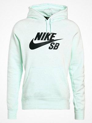 Nike Sb ICON Luvtröja barely green/obsidian