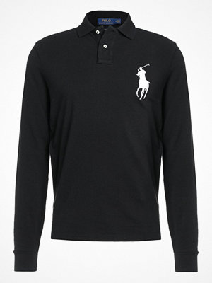 Polo Ralph Lauren BASIC CUSTOM SLIM FIT Piké black