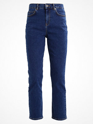 Vero Moda VMANNA CROPPED Jeans straight leg medium blue denim