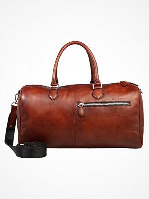 Väskor & bags - Bugatti DOMUS Weekendbag cognac