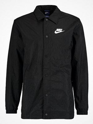 Sportjackor - Nike Sportswear HYBRID Träningsjacka black/white