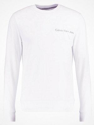 Calvin Klein Jeans HAWS Sweatshirt bright white