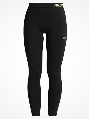 Nike Performance PRO HYPERWARM Tights black/volt