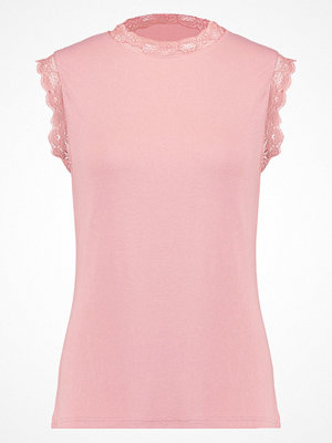 mint&berry Tshirt med tryck rose