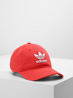 Kepsar - Adidas Originals TREFOIL  Keps red/white