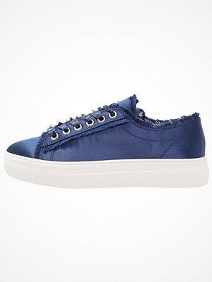 Topshop CARAMEL FLAT Sneakers navy blue