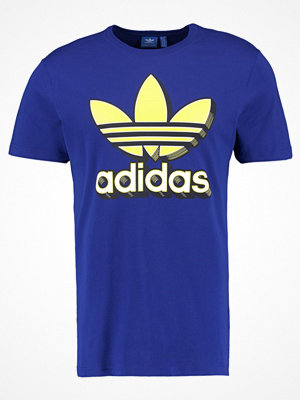 Adidas Originals TREFOIL Tshirt med tryck mysink