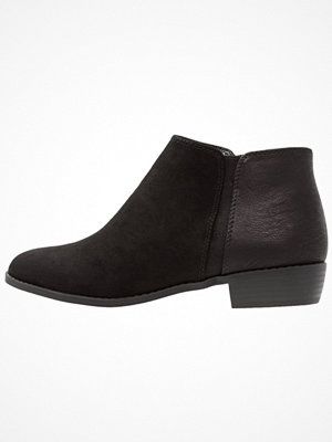 Boots & kängor - Dorothy Perkins ZIGGY Ankelboots black