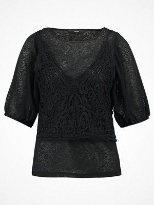 Vero Moda VMNOVO  Tshirt med tryck black/black