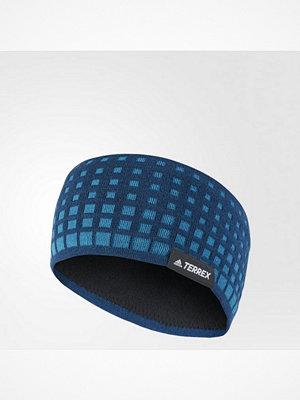 Mössor - Adidas Performance TERREX Öronvärmare mystery petrol/blue night/mystery petrol