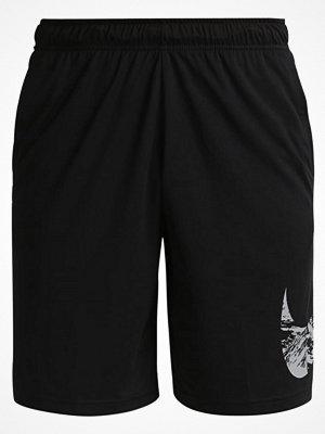 Nike Performance DRY MARBLE LOGO Träningsshorts black/cool grey