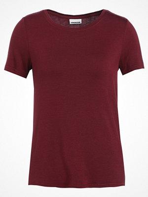Noisy May NMHARRY Tshirt bas zinfandel