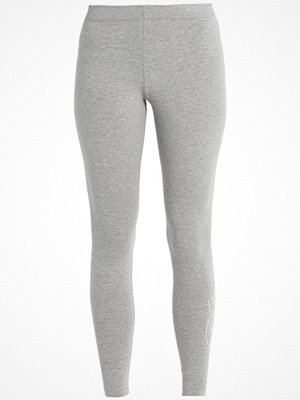 Nike Sportswear CLUB FUTURA Leggings dark grey heather/white