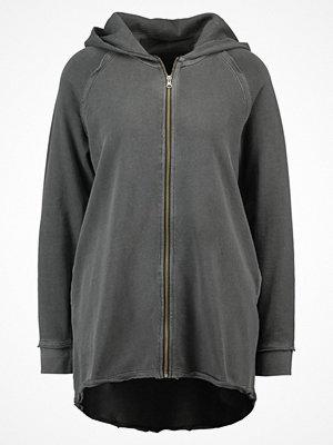 Street & luvtröjor - Only ONLKATIE OVERSIZE  Sweatshirt black washed