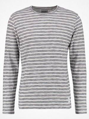 Only & Sons ONSVABKO STRIPED Sweatshirt grey